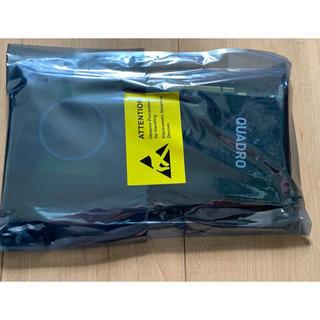 クアドロ(QUADRO)のNVIDIA QUADRO M4000 新品 未開封 ELSA(PCパーツ)