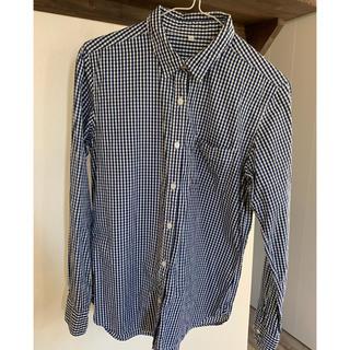 MUJI (無印良品) - 12月中売り切り!無印良品 チェックシャツ