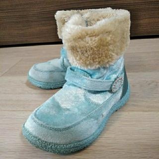 アナトユキノジョオウ(アナと雪の女王)のN☆sskit様専用☆ブーツ☆アナ雪☆18.0cm(ブーツ)