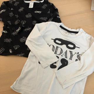エイチアンドエム(H&M)のH&M♡ロンT三枚セット(Tシャツ/カットソー)
