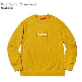 シュプリーム(Supreme)のsupreme Box Logo Crewneck(スウェット)