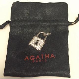 アガタ(AGATHA)の新品未使用 AGATHA アガタパリ チャーム カデナ(チャーム)
