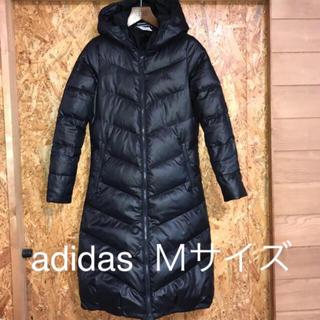 アディダス(adidas)のadidas アディダス ダウンコート ベンチコート ロングコート M(ダウンコート)