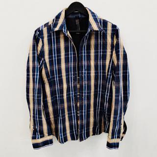 ダブルジェーケー(wjk)のチェックシャツ(シャツ)