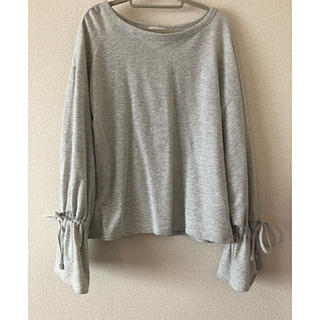 ジーユー(GU)のTシャツ(Tシャツ(長袖/七分))
