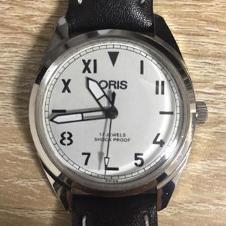 オリス(ORIS)のORIS 手巻き腕時計(腕時計(アナログ))