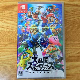 ニンテンドースイッチ(Nintendo Switch)の大乱闘スマッシュブラザーズ SPECIAL <swich>(家庭用ゲームソフト)