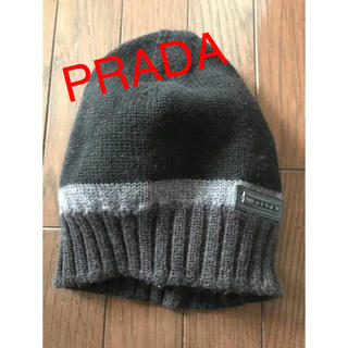 プラダ(PRADA)のココモコ様専用 PRADA ニット帽(ニット帽/ビーニー)