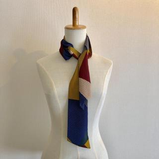 ザラ(ZARA)のZARA スカーフ ロングスカーフ 190cm(バンダナ/スカーフ)