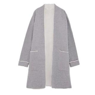 ザラ(ZARA)のZARA安室奈美恵さん着用2018SS新作パイピングコート (チェスターコート)