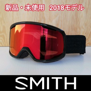 SMITH - 【SMITH Riot 2018モデル】スペアレンズ付ゴーグル