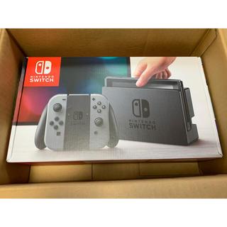 ニンテンドースイッチ(Nintendo Switch)のJoon様専用【未開封新品】Nintendo Switch グレー・ネオン(家庭用ゲーム機本体)