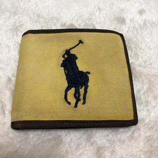 ラルフローレン(Ralph Lauren)のラルフローレン 財布(折り財布)