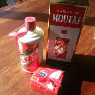 MOUTAI  貴州茅台酒(蒸留酒/スピリッツ)