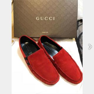 グッチ(Gucci)のGUCCI ドライビングシューズ(その他)