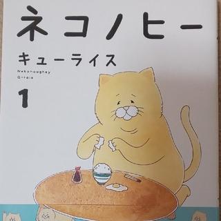 ネコノヒー1巻(少女漫画)