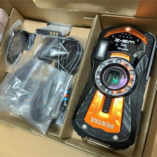 ペンタックス(PENTAX)のPENTAX Optio WG-2 GPS オレンジ(コンパクトデジタルカメラ)