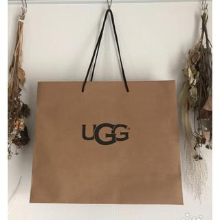 アグ(UGG)のUGG♡ショップ袋(ショップ袋)