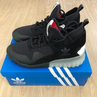 アディダス(adidas)の新品!日本未入荷 adidas TUBULAR X ブラック 26.5cm(スニーカー)