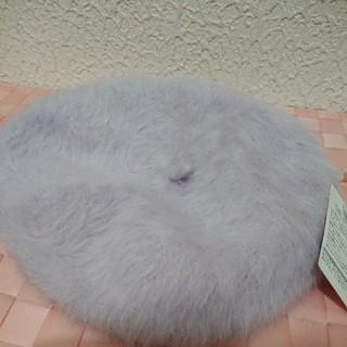 シマムラ(しまむら)の新品 しまむら ファー ベレー帽♥️WEGO(ハンチング/ベレー帽)