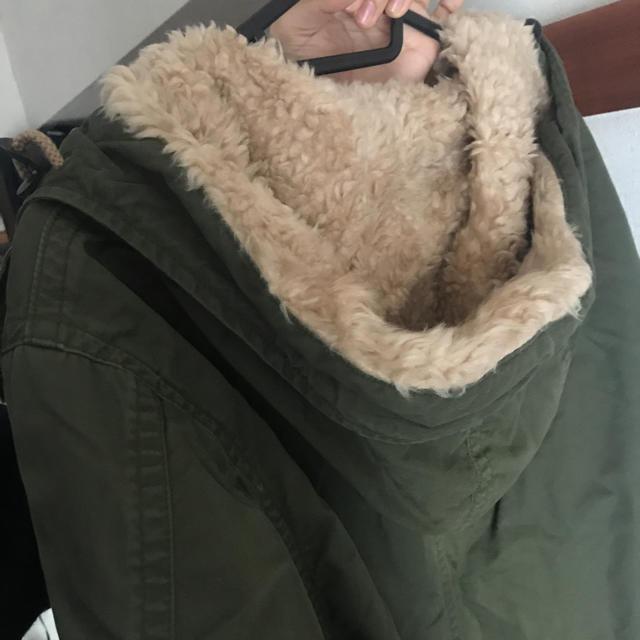 UNIQLO(ユニクロ)のユニクロ イネス ミリタリーコート レディースのジャケット/アウター(モッズコート)の商品写真