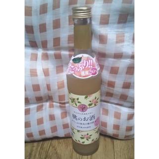 桃のお酒(リキュール/果実酒)