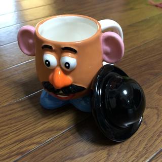 ディズニー(Disney)のミスターポテトヘッド フタ付きマグカップ(マグカップ)