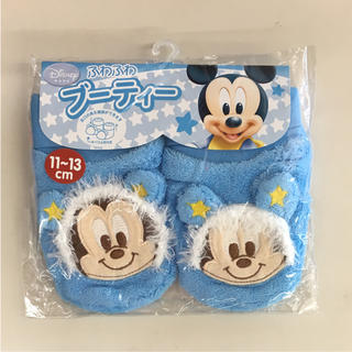 ミッキーマウス ブーティー11cm〜13cm(その他)