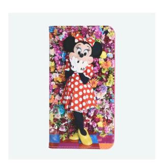 ディズニー(Disney)の★新品&激安 蜷川実花コラボミニーマウス手帳型スマホケース★(スマホケース)