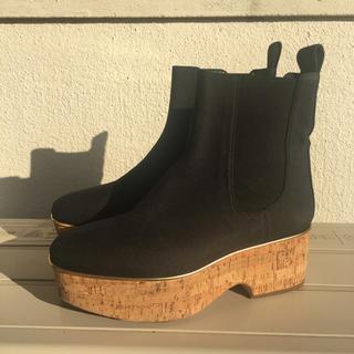 ドリスヴァンノッテン(DRIES VAN NOTEN)のドリスバンノッテン厚底ブーツ(ブーツ)