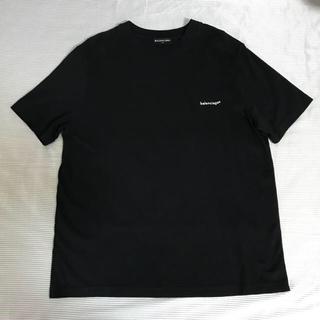 バレンシアガ(Balenciaga)のBalenciaga ロゴTシャツ XL(Tシャツ/カットソー(半袖/袖なし))