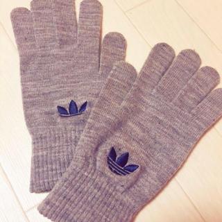 アディダス(adidas)のadidas originals 手袋(手袋)
