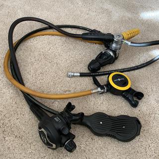 アクアラング(Aqua Lung)のレギュレーター ダイビング AQUA LUNG アクアラング(マリン/スイミング)