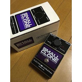 electro harmonix SMALL CLONE(エフェクター)