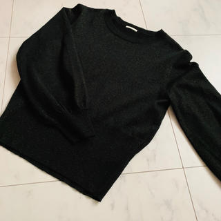 ジーユー(GU)のGU 薄手 バルールニット(ニット/セーター)