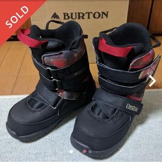 BURTON - ★BURTONキッズ★スノーボード ブーツ★21.5cm