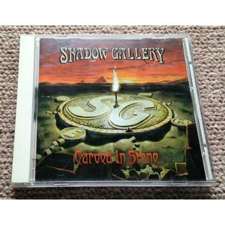 SHADOW GALLERY/CARVED IN STONE(ポップス/ロック(洋楽))