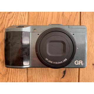 リコー(RICOH)の希少 RICOH GR LIMITED EDITION (コンパクトデジタルカメラ)
