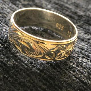 ハワイアンジュエリー シルバーリング  25号(リング(指輪))