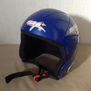キッズ スキーヘルメット SIZE:57/58-M
