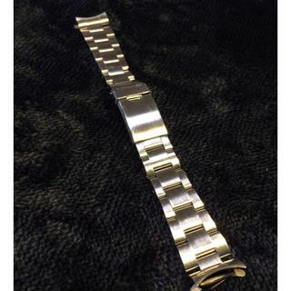 Rolexタイプスポーツブレス中古20ミリ(金属ベルト)