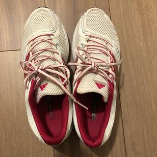 アディダス(adidas)のadidas  ランニングシューズ スニーカー 24.5㎝(スニーカー)