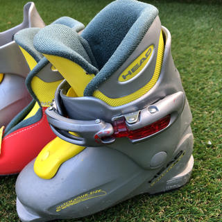 ヘッド(HEAD)のスキー ブーツ  17 17.5 18 18.5  HEAD (ブーツ)