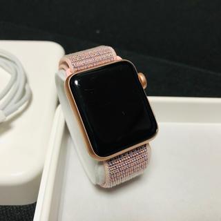 Apple Watch - Apple Watch Series 3 セルラーモデル 38mm