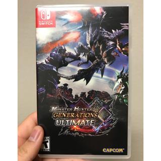 ニンテンドースイッチ(Nintendo Switch)のMonster Hunter Generations Ultimate(家庭用ゲームソフト)