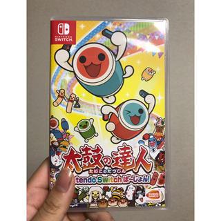 ニンテンドースイッチ(Nintendo Switch)の太鼓の達人 SWITCH (家庭用ゲームソフト)