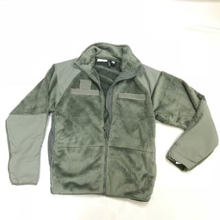 ロスコ(ROTHCO)のセール★ROTHCO もこもこフリースジャケット 可愛い フォリッジグレイ色(ミリタリージャケット)