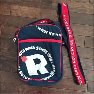 エルロデオ(EL RODEO)のROTE ROSAショルダーバッグ(ショルダーバッグ)