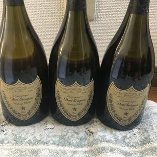 ドンペリニヨン(Dom Pérignon)のドンペリ  2006二本 2009 一本(シャンパン/スパークリングワイン)