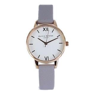 オリビアバートン レディース 時計 グレイライラック OB16MDW15(腕時計)